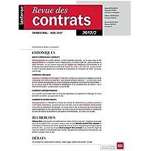 Revue des Contrats N 2-2017