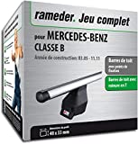Rameder Pack Barres de Toit Tema pour Mercedes-Benz Classe B (118785-05396-24-FR)