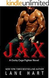 Jax (A Cocky Cage Fighter Novel)