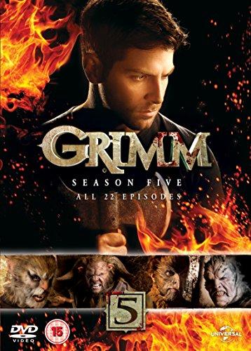 Grimm Season Five [Edizione: Regno Unito] [Import anglais]