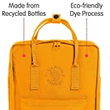 Fjallraven Re-Kånken Mochila, Unisex Adulto, Sunflower Yellow, Talla única