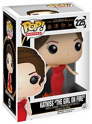 Funko Pop Katniss «The Girl on Fire» (Los Juegos del Hambre 225) Funko Pop Los Juegos del Hambre