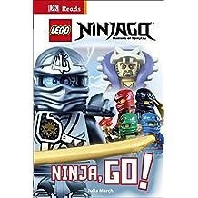 DK Reads Lego Ninjago Ninja, Go! (DK Reads Beginning To Read)