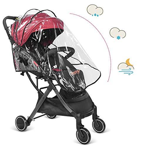 51m5SKxodXL - Besrey Silla de paseo de bebe Compacta y Ligera Cochecito para Viaje Plegable Carritos de Bebe 3 años