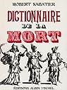 Dictionnaire de la Mort par Sabatier