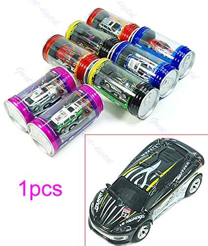 MAZE MA Mini Multicolor Coke Can RC Radio Remote Control Speed Micro Racing Car Toy Gift