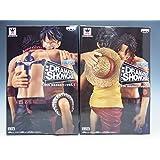 One Piece Dramatic Showcase 5th Season Vol.1 2figures Complete Set Banpresto Japan