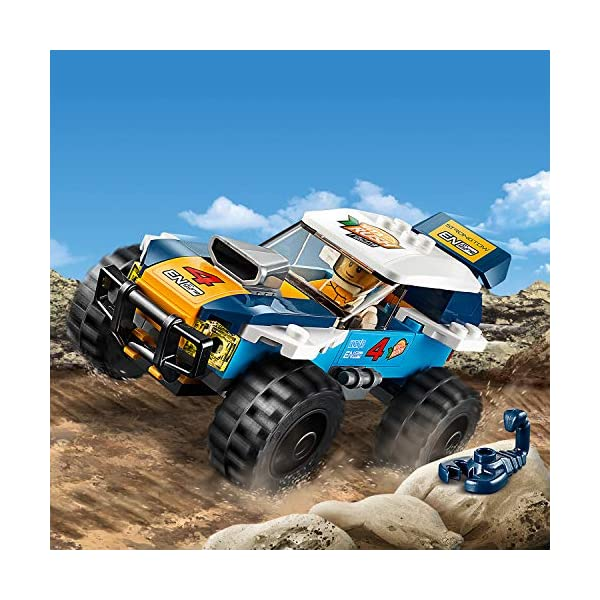 LEGO City - Auto da rally del deserto, 60218 3 spesavip