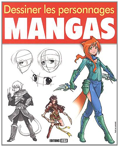 Dessiner les personnages mangas