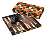 Philos 1168 - Fourni, medium, Backgammon, Mehrfarbig, bunt