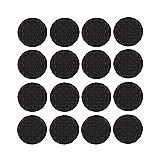 RotSale® 16x Kreisförmig Anti – Rutsch – Pad Matte Kunststoff Rutschhemmer für Möbel Sofa Tisch Antirutschmatte Gleitstopper