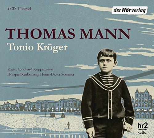 Tonio Kröger (Thomas Mann) hr / der hörverlag 2017