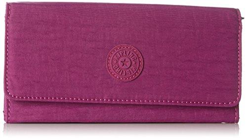 Kipling - Brownie, Portafoglio Donna Rosa (Urban Pink C)