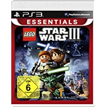 Lego Star Wars 3 - The Clone Wars [Software Pyramide] - [PlayStation 3]