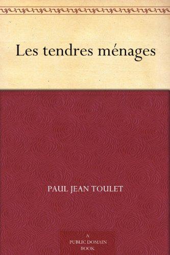 Couverture du livre Les tendres ménages