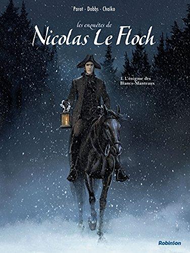 Les enquêtes de Nicolas Le Floch n° 1