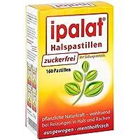 Ipalat Halspastillen zuckerfrei, 160 St. Pastillen preisvergleich bei billige-tabletten.eu