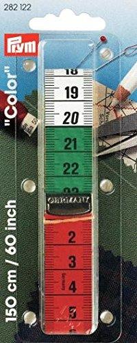 Prym Maßband Color 150 cm/60 inch 282 122 (Zubehör Körper)