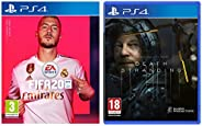 FIFA 20 + PS4 Death Stranding (PS4)