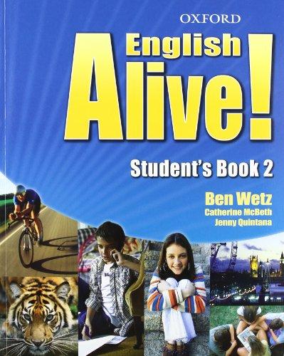 English Alive! 2. Student's Book + Multi-Rom - 9780194710824