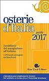 Osterie d'Italia 2017. Sussidiario del mangiarbere all'italiana