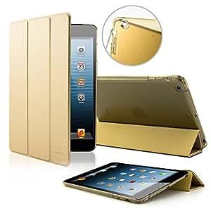Verbesserte Version - SAVFY® iPad Air 2 Hülle (iPad 6. Generation) Ultra Slim Smart Cover Unterstützt Sleep / Wake up Funktion(neue verbesserte Version ab 31. Okt) -