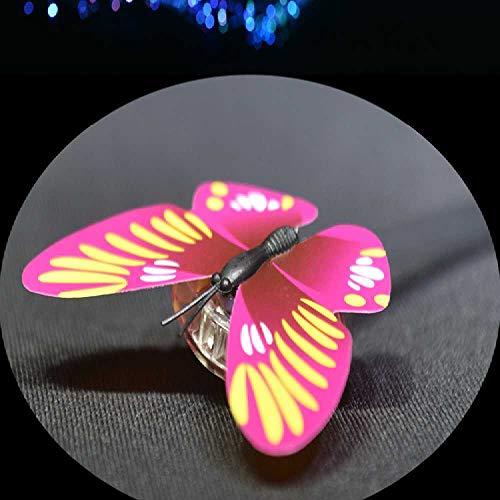 Fenster Geheime Das Kostüm - SDFGH Die Süßen Cartoon-LEDs Leuchten Mit Licht, Kinder-Festessen, Halloween-Masken, Kleine Kostüme. Beleuchtete Zöpfe-Große Schmetterlinge