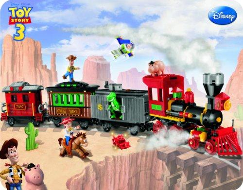 LEGO Toy Story 7597 - Inseguimento ferroviario