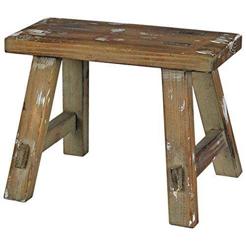 Rustikal Holz Plank Cottage Stil melkschemels gedrungene -