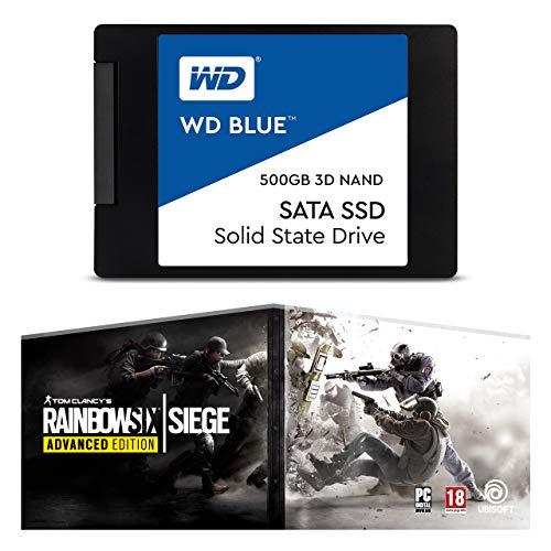 WD Blue 3D NAND SATA SSD Unità allo Stato Solido...