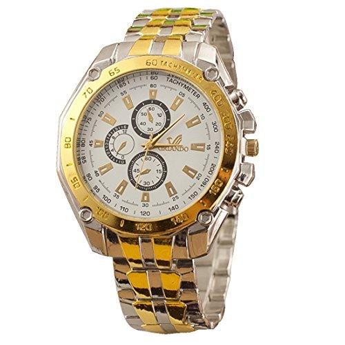 byd-homme-montre-watch-acierinoxydable-blanc-quartz-analogique