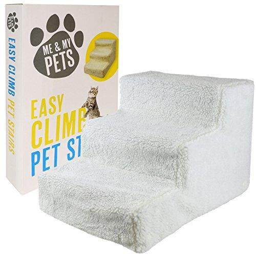Me & My Pets - Easy Climb Haustiertreppe - Mit Fleece-Bezug