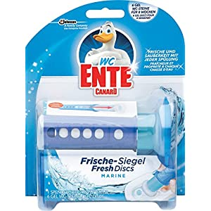 WC-Ente Frische-Siegel Original Marine, 5er Pack(5 x 36 ml)