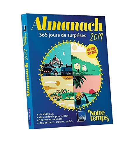 Almanach Notre Temps - France bleu par Collectif