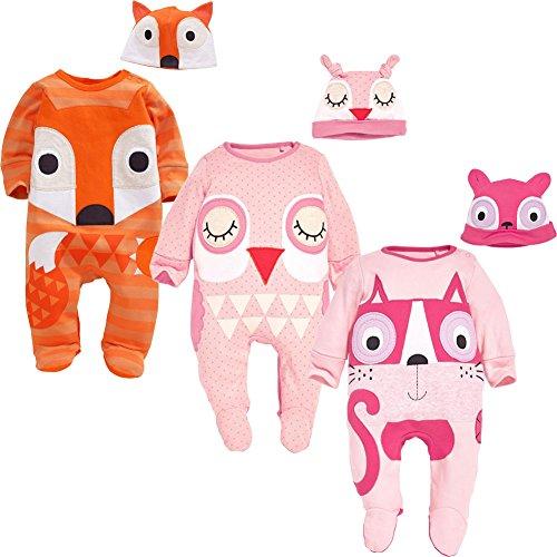 canis-baby-jungen-mdchen-kinder-neugeborener-suglingsspielanzug-hut-bodysuit-ausstattungs-gesetztes-