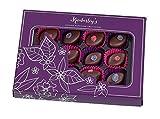 Rose & Violet Fondant Creams KIMBERLEY'S OF RANGEMORE English Dark Chocolates Box 115g