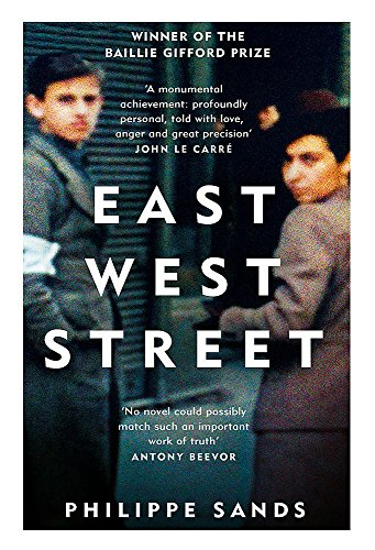 East West Street por Philippe Sands