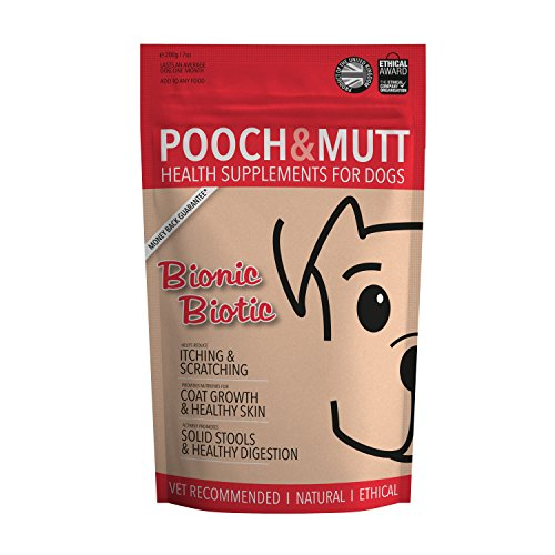 Pooch and Mutt Supplement for Dogs