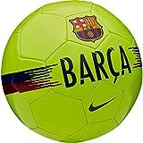 Nike FCB Nk Sprts Balón, Unisex Adulto, Negro, S