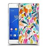 Head Case Designs Offizielle Ninola Gritzel Wasserfarben Soft Gel Hülle für Sony Xperia Z3