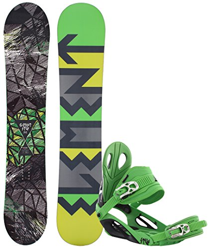 STUF ELEMENT 152 2017 inkl. STYLE green/black