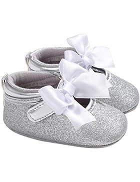 Baby schuhe,Sunyoyo Kleinkind neugeborene Baby-Kind-Kind-Mädchen-weiche Sohle Krippe Schuhe