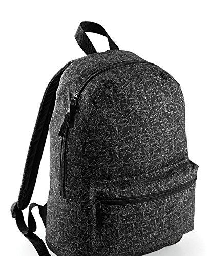 Preisvergleich Produktbild Damen Herren Rucksack Bagbase Schule Uni Ranzen Tasche hipster