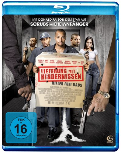 Lieferung mit Hindernissen [Blu-ray]