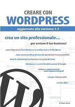 Creare con Wordpress di [Sigotti, Filippo]