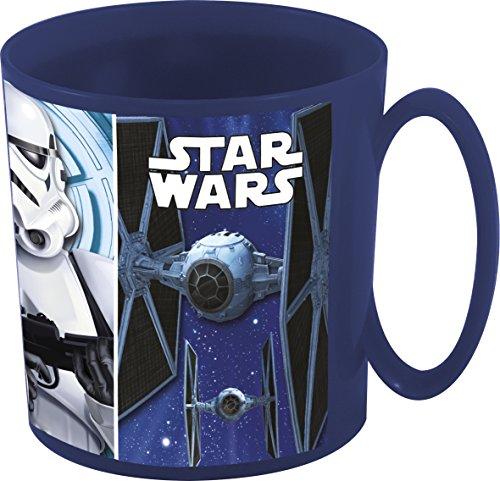 Unbranded 8020145 Star Wars Legend Mug, Plastique, Bleu, 8 cm