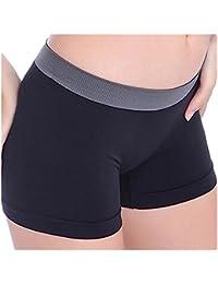 Voberry - Sous-Vêtements Bas Spécial Sport - Uni - Femme