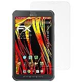 atFolix Folie für Samsung Galaxy Tab Active 8.0 (SM-T365) Displayschutzfolie - 2 x FX-Antireflex-HD hochauflösende entspiegelnde Schutzfolie