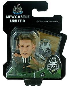 Soccerstarz SOC1134 Newcastle Matt Ritchie - Kit de hogar clásico