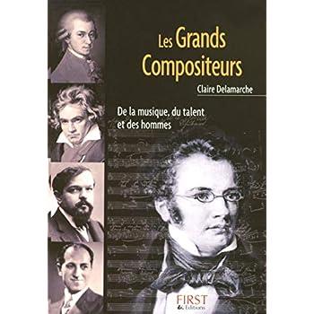 Le Petit livre de - Les grands compositeurs